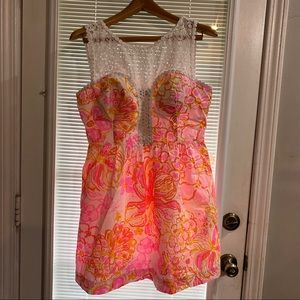 Lilly Pulitzer pre-owned size L